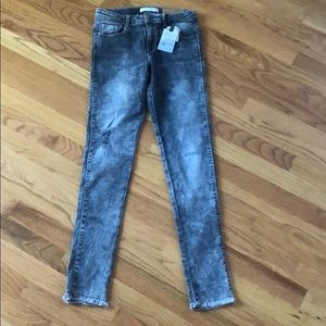 Girls Zara Kids Skinny Jeans Size 13/14 New
